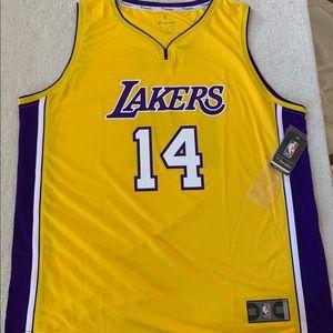 Fanatics Fast Break Brandon Ingram Lakers Jersey